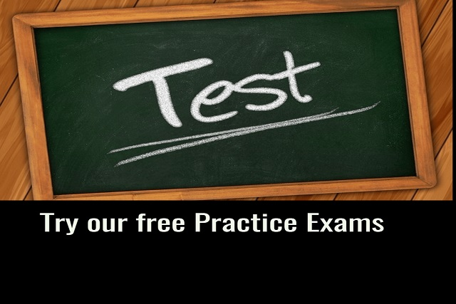 PMP Practice exams (Free tests available)